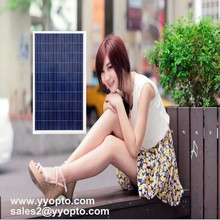 New energy 250w price per watt solar panel with high efficiency