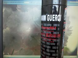 GUERQI 901all purpose adhesive for metal film and pvc paper