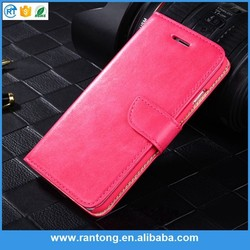 Latest arrival top sale flip case for iphone 6 case waterproof with good price