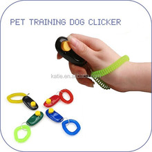 Smart Colorful Pet Supplies Puppy Training Dog Clicker with Private Label