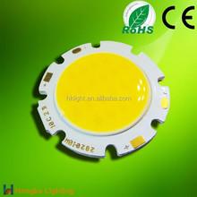 White 10w 30V 36V 1000lm Epistar COB Led Chip