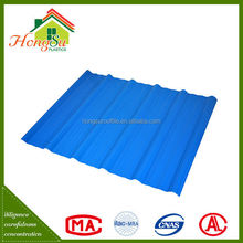 High quality products competitive price plastic coated roofing sheet