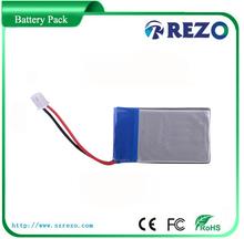 100% true capacity ultra slim li-polymer battery 3.7v 1500mah
