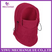 Double-sided Polar Fleece Multifunction CS Windproof multi purpose Head Cover