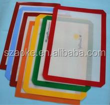 Super washable FDA compliance non-sticky baking mat