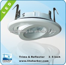 Downlight Accessory 3 Inch Gimbal Ring Trim