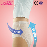 Women Heavy Super Plus Absorbency Incontinence Protection Underwear