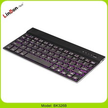 Best Quality 4mm Thickness Universal Backlit Bluetooth Keyboard, Universal Bluetooth Keyboard, Universal Keyboard