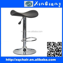 Backless hard PVC Bar stool ( XQ-739)