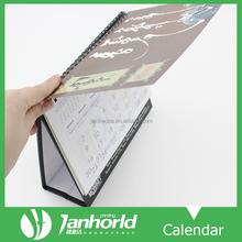 professional factory cheap perpetual calendar printing