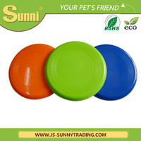 Wholesale promotional pet frisbee toys for dog with good material