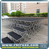 stage design and setup best price smart protable stage for big event