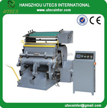 TYMB heavy duty hot stamping and die cutting machine