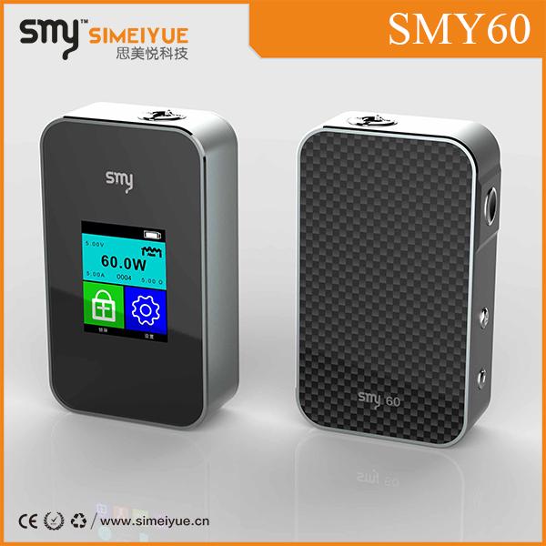 smy 60w box mod 2