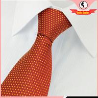 Hot sale new fashion 100% silk private label tie