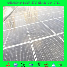 2015 top sell solar panel glass with cheap price