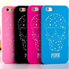 Fashion Cheap Silicone Cell Phone Case For iPhone 5 5s 6