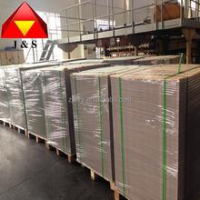 New Product 200gsm coated duplex board kraft back