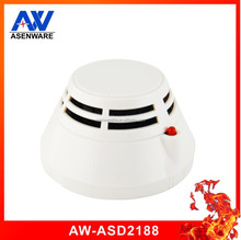 New Arrival Addressable Attractive Fire Alarm Smoke Detector Protect Area About 60 Square Meters