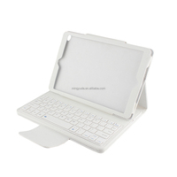 Good Guality Folding Flip wireless bluetooth keyboard case for ipad air case