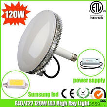 led replacement for metalhalide aluminimum fins heat sink led high bay replacement lamps
