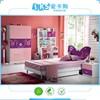 Bird like design baby's lover children bedroom furniture 8309#