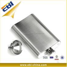 Attractive design 8oz hip flask