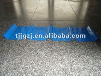 Blue Colored Tile roof