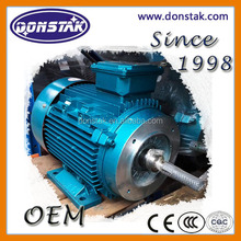 High Efficiency YE3 Seriers Three Phase Electric squirrel cage Motor TEFC Low Consumption