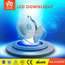 3inch/4inch /5inch round led gu10 China led downlight CE,RoHS