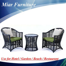 Courtyard furniture of rattan patio set 102879