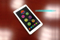 New design !!!android mobile phone 1024*600 HD table with 3g sim card slot customized tablet