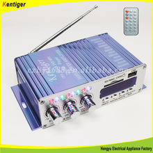 Led Flashing Amplifier Mini MP3 Player