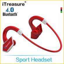 iTreasure new brand sport bluetooth headset