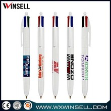 Best-selling bic 4 color ball pen