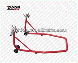 high quality motorcycle wheel position stand