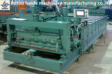 Haide H60 floor deck production line specially for Russina Market