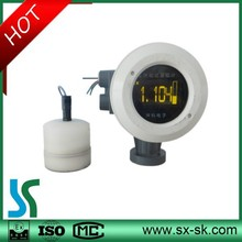 4-20MA Sonar tech digital Liquid level gauge indicator continuous measuring tool with RS485