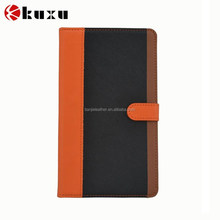 New design fashion three color matching leather case for ipad 2 3 4 ,for ipad mini Retina
