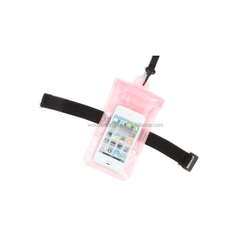 Waterproof Sports Running Arm Band Leather Case For phone 6 4.7 inch Mobile Phone Holder Pouch Belt GYM Cover For phone 6 Plus