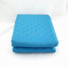 throw fleece blanket satin fabric