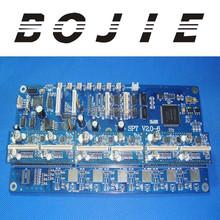 6H printhead board for Icontek 6h firing board with seiko printhead 510/35pl 1020/35pl