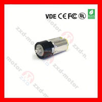 10MM small dc gear motor 3v with plastive gearbox