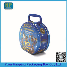 Locking dvd cases,Cheap dvd cases with handle,Portable dvd case