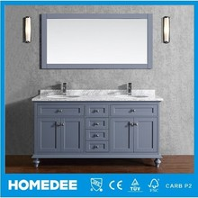 Homedee Solid Wooden Bathroom Furniture, Bathroom Cabinet, Antique Bathroom Vanity