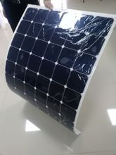Sunpower solar cell flexible solar panels 100w for China Manufacturers