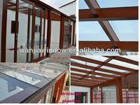 Hui Wanjia aluminum sunroom windows