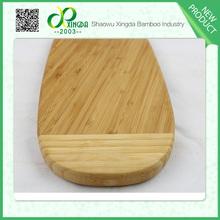 2015 hot selling new design custom square bamboo cutting board