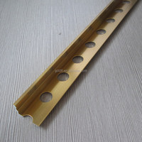 aluminum L shape edge protect for tile trim