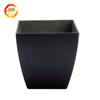 Rectangular plastic plant pots